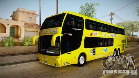 Niccolo 2250 El Rapido для GTA San Andreas