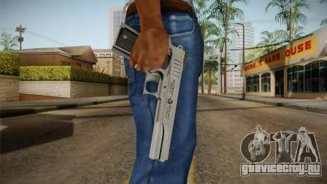TF2 - Silent Assassin Deagle для GTA San Andreas