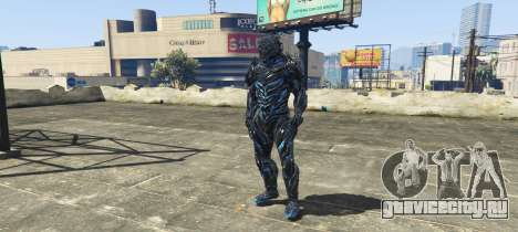 Savitar CW [Add-On Ped] 2.0 для GTA 5