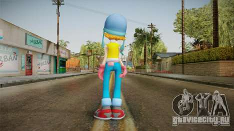Sora для GTA San Andreas третий скриншот