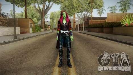 Marvel Future Fight - Gamora (GOTG Vol. 2) для GTA San Andreas второй скриншот