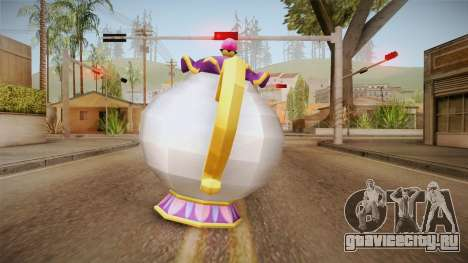 Beauty and the Beast - Mrs. Potts для GTA San Andreas третий скриншот