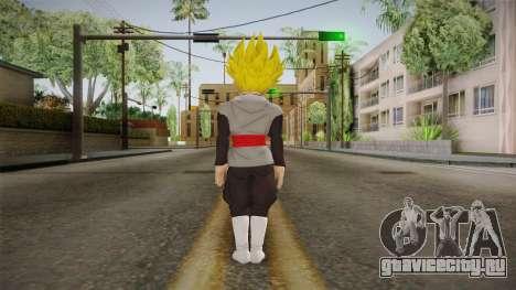 Dragon Ball Xenoverse 2 - Teen Gohan Black SSJ для GTA San Andreas третий скриншот