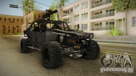 Ghost Recon Wildlands - Unidad AMV IVF для GTA San Andreas вид сзади слева