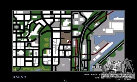 БПАН Армения гараж в SF для GTA San Andreas двенадцатый скриншот