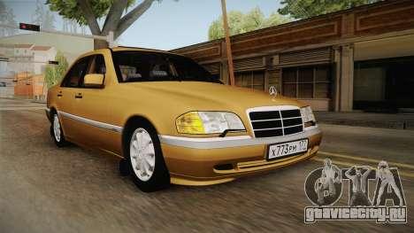 Mercedes-Benz W202 C230 для GTA San Andreas