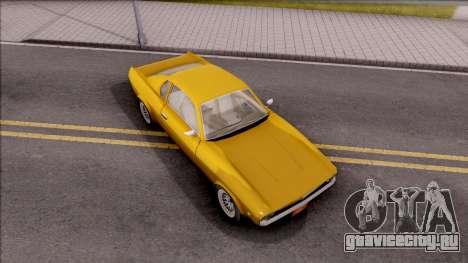 Driver PL Brooklyn V.2 для GTA San Andreas вид справа