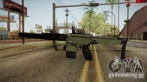 CoD: Infinite Warfare - X-Eon without Grip Green для GTA San Andreas второй скриншот