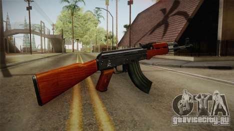 CF AK-47 для GTA San Andreas второй скриншот
