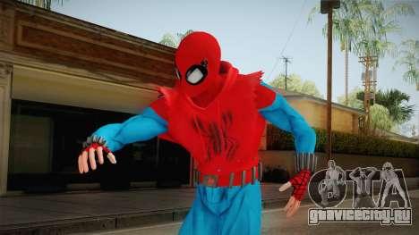 Spider-Man: Homecoming - Homemade для GTA San Andreas