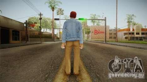 Lucky De Luka from Bully Scholarship для GTA San Andreas третий скриншот