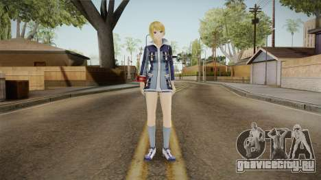 Gods Eater: Ressurection - Annette Koenig для GTA San Andreas второй скриншот