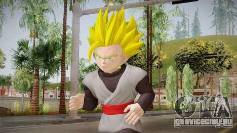 Dragon Ball Xenoverse 2 - Teen Gohan Black SSJ для GTA San Andreas