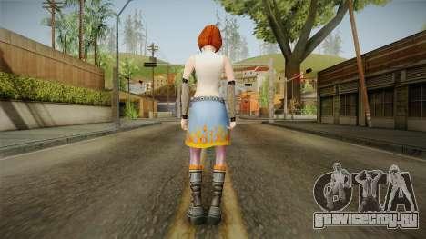 Zoe Taylor from Bully Scholarship v1 для GTA San Andreas третий скриншот