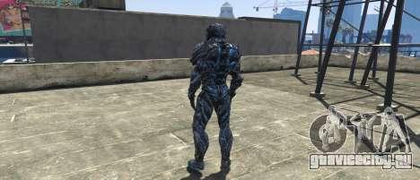 Savitar CW [Add-On Ped] 2.0 для GTA 5