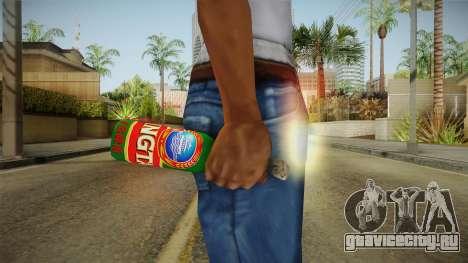 Molotov Cocktail China Wind для GTA San Andreas третий скриншот
