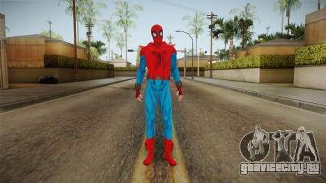 Spider-Man: Homecoming - Homemade для GTA San Andreas второй скриншот
