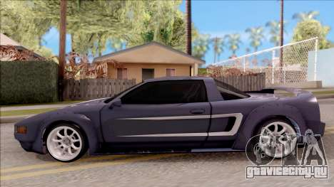 BlueRay Infernus R v1 для GTA San Andreas