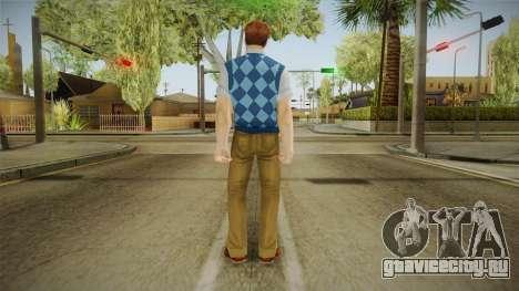 Tad Spencer from Bully Scholarship для GTA San Andreas третий скриншот