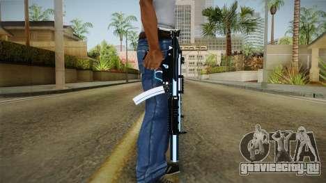 MP5 Fulmicotone для GTA San Andreas третий скриншот