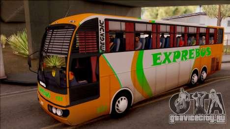 DIC EXPREBUS для GTA San Andreas
