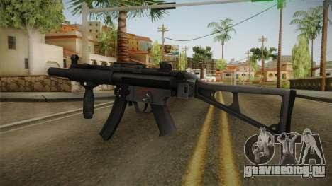 HK MP5 Silenced для GTA San Andreas второй скриншот