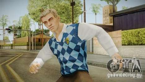 Derby Harrington from Bully Scholarship для GTA San Andreas