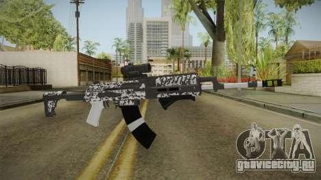 Call of Duty: Advance Warfare AK-12 для GTA San Andreas
