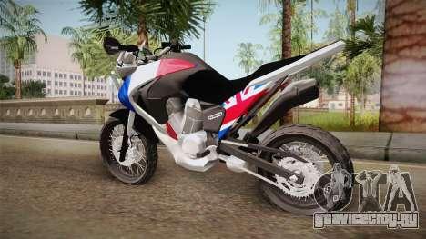 Honda Transalp для GTA San Andreas