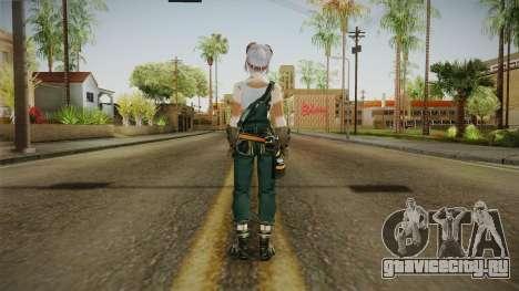 Dead or Alive: Lisa для GTA San Andreas третий скриншот