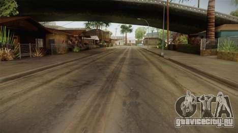 Grove Street Textures Edited для GTA San Andreas