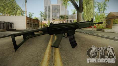 AK-5 Assault Rifle для GTA San Andreas второй скриншот