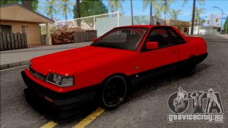 Nissan Skyline R31 v1.0 для GTA San Andreas