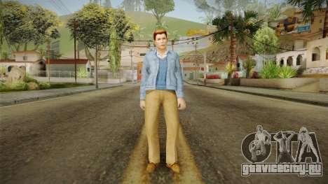 Lucky De Luka from Bully Scholarship для GTA San Andreas второй скриншот