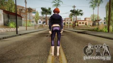 Lola Lombardi from Bully Scholarship для GTA San Andreas третий скриншот