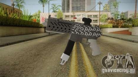 GTA 5 Gunrunning Tec9 для GTA San Andreas второй скриншот