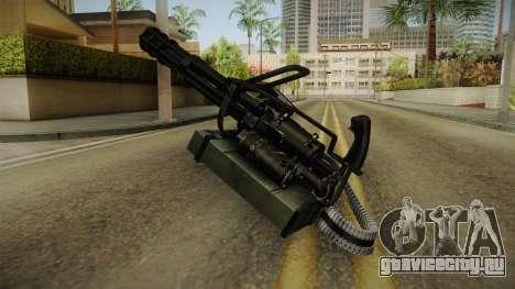 Minigun China Wind для GTA San Andreas второй скриншот