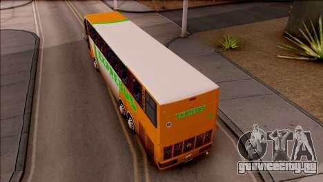 DIC EXPREBUS для GTA San Andreas вид сзади