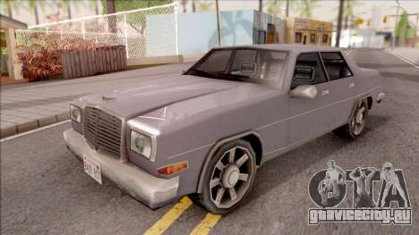 Stepfather Car from Bully для GTA San Andreas