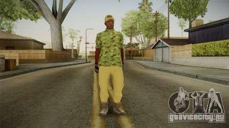 Gunrunning Skin 3 для GTA San Andreas второй скриншот