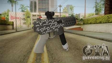 GTA 5 Gunrunning Tec9 для GTA San Andreas третий скриншот