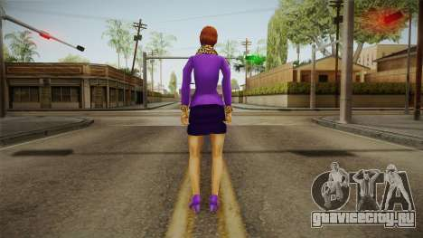 Jimmy Mother from Bully Scholarship для GTA San Andreas третий скриншот