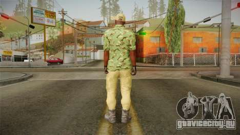 Gunrunning Skin 3 для GTA San Andreas третий скриншот