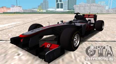 McLaren MP4-28 2013 для GTA San Andreas
