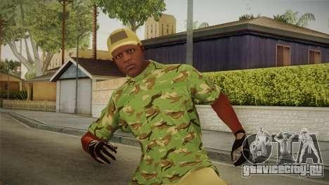 Gunrunning Skin 3 для GTA San Andreas