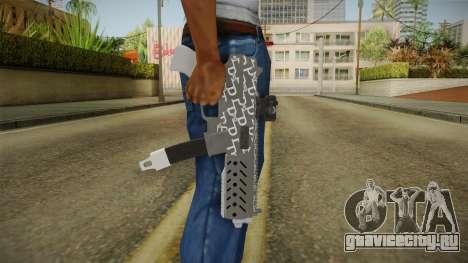 GTA 5 Gunrunning Tec9 для GTA San Andreas