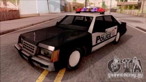 Vice City Police Car для GTA San Andreas