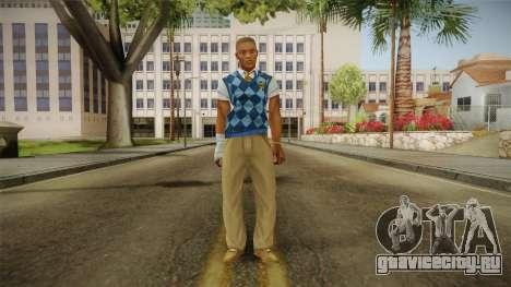 Chad from Bully Scholarship для GTA San Andreas второй скриншот