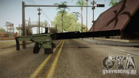CoD: Infinite Warfare - X-Eon without Grip Green для GTA San Andreas