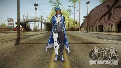 Overwatch: Captain Amari для GTA San Andreas второй скриншот